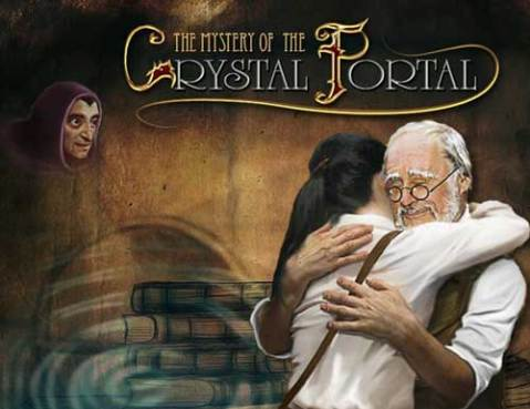 The Mystery of the Crystal Portal Games Series